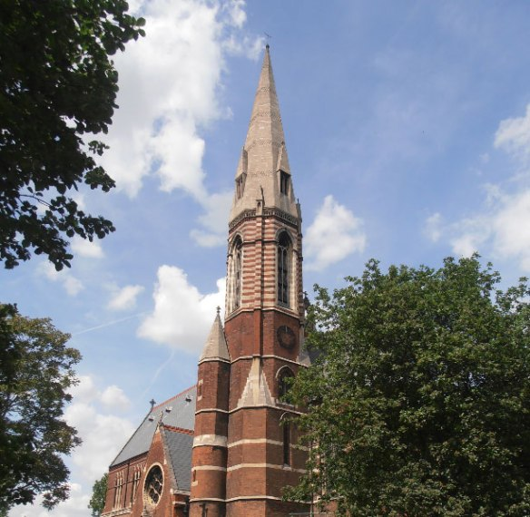 church_spire