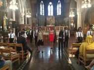 St Mary Magdalene's performance by Westminster Academy